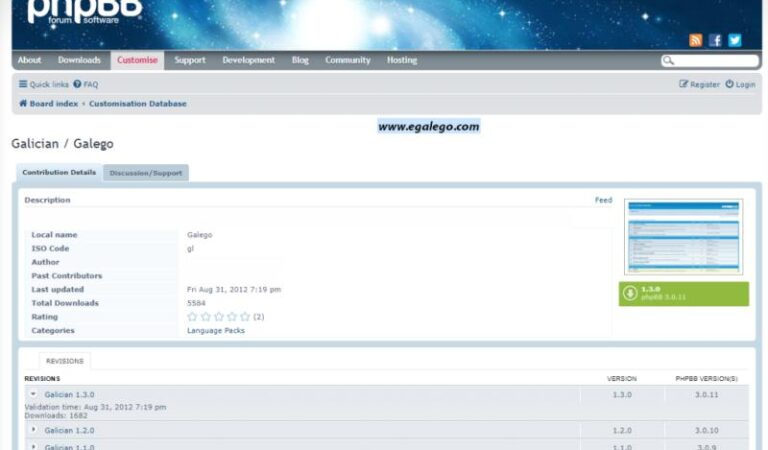 Lanzado phpBB 3.0.9