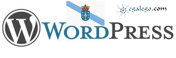 WordPress galego