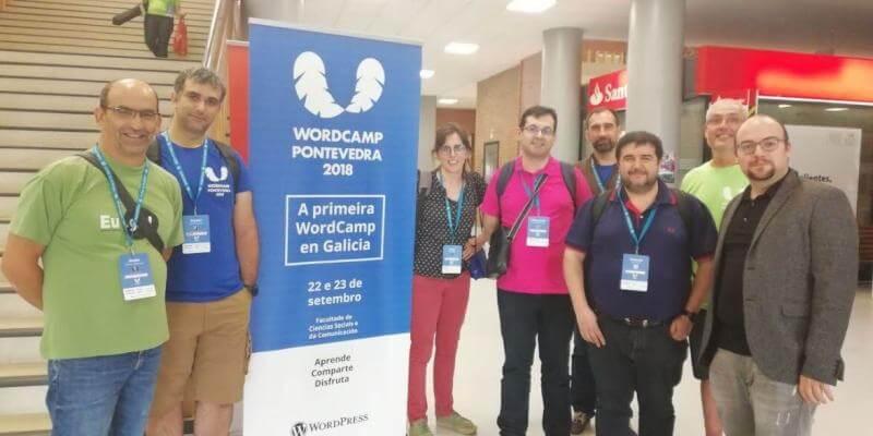 Primeira reunión do equipo de tradución WordPress Galicia.